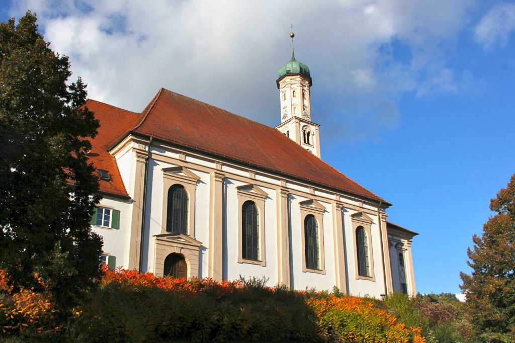 Wallfahrtskirche St. Michael in Violau (Foto: Mattana)